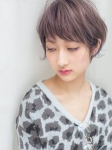 サインヘアー 静岡(sign hair)大人マッシュ×3Dカラー