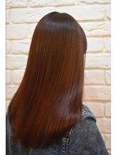 スプールヘアデザイン(SPOOL Hair design)【SPOOL HAIR】ピンク系カラー