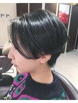 ヘアークリニック ラクシア 石巻(Hair Clinic LAXIA Ishinomaki)ハンサムショート