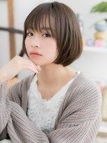 【macaron】目の上バング☆大人可愛いショート