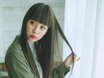 デビューバイファーレ(Debut by Fare)の写真/クセ毛の悩みはFareにお任せ!お客様の髪質に合った、最適の髪質改善をご提案します☆