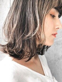 """シスタ(SISTA)の写真/【SiSTA シスタ】""""もう暗くしない""""白髪染め!!明るく芯から染まるオリジナルカラーでお洒落を楽しめる♪"""