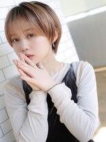 アグ ヘアー リノ 大名店(Agu hair reno)《Agu hair》うざバング×春ショート