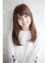 吉祥寺 アマンヘアー(Aman hair)大人かわいいノームコアストレート【Aman hair 吉祥寺】