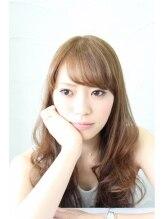 ヘアメイク ソラーレ(Hair Make SOLARE)【SOLARE】フェミニンロング