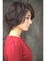 ダミア(DAMIA)5■40代からのヘアスタイル~綺麗な横顔シルエット~