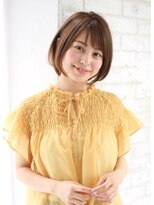 ジョエミバイアンアミ(joemi by Un ami)【joemi】小顔カット ひし形ショート 耳かけ (大島幸司)