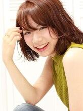フリーヴ(FREEVE)【FREEVE KA2】うざったバングボブ☆チョコブラウン
