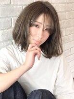 ヘアーアンドリラックス スウィート(Hair&Relax SWEET)シースルーボブ/SWEET/星野知美