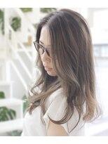 巻き髪のためのパーマスタイル
