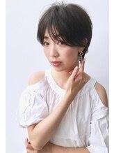 ジュノ 天文館本店(Juno)大人かわいい ☆小顔 ショートボブ☆