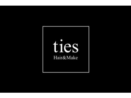 タイズ(ties)の写真