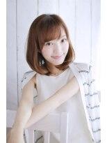 シュシュット(chouchoute)美髪デジタルパーマ/バレイヤージュノーブル/クラシカルロブ/735
