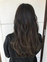 美容室 レア(lea)lea☆ナチュラルグラデーションショコラアッシュカラー♪