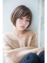 ジョエミバイアンアミ(joemi by Un ami)【joemi】小顔大人ショートボブスタイル(小倉太郎)