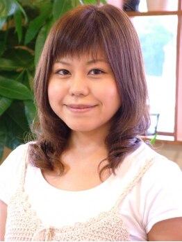 ヘアースペース シュシュ(Hair Space Shou Shou)の写真/デジタルパーマで女性らしい【華やか×柔らか】な印象に♪《天使のトリートメント》でツヤ感も手に入れて!