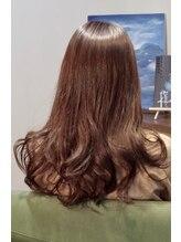 ヘア ラボ シュプール(hair labo SPUR)プラチナブルー透明感