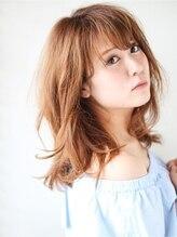 ロゼオ(Roseo)【Roseo】振り向き美人はユル抜けミディ☆