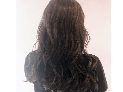 ジア ヘアグリージア(ZIA-hair Grigia-)の写真