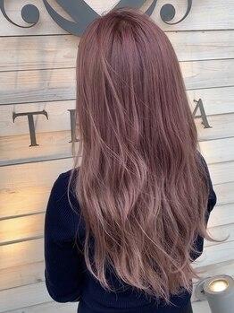 ステラ ヘアモード 新長田店(STELLA hair mode)の写真/あなた色のカラーレシピ作ります!80%~90%天然成分オーガニックハーブカラー♪ラベンダー系アッシュ系も♪