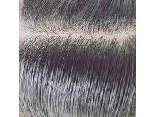 ルートヘアー 湘南茅ヶ崎店(Route hair)の雰囲気(結び目が極小なのが当店自慢★地毛が伸びたらリペアも可能です!)