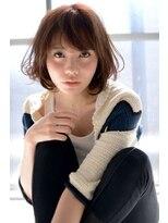 Airy Nuance Beige Bob☆『short』