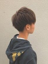 レボルトヘアー(R EVOLUT hair)《Kim》ナチュラルマッシュショート