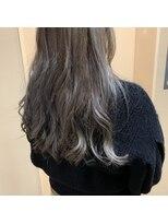 ヘアー コパイン(HAIR COPAIN)[熊本/中央区/上通り/並木坂] 愛されミルクティーグレージュ