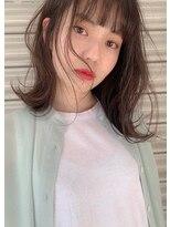 リリー(Lilley)【Lilley高田彩乃】大人可愛いグレージュカラー (天神/今泉)