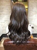 アイビーヘアー(IVY Hair)ウェーブロングスタイル