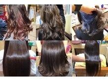 ヘアーズ フェミニン 中山店(Hair's Feminine)の雰囲気(髪質を改善しながら、憧れの美髪に☆アナタ色も叶えます☆)