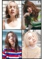 ブロック(bloc)作品撮りやヘアメイク撮影も好きです~色々なfashion&hairを!