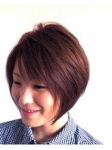 ヘアーカーブ(haircarve)haircarve★2012ラスト!・ダイヤ・ショートボブ