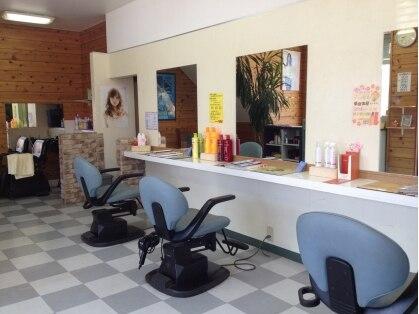 ヘアースタジオ ヴィヴィ(Hair Studio ViVi)の写真