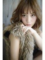 CieL☆THROWフォギーベージュスタイルTEL0425220202