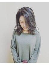 ミミ ブランシェ(Mimi Branche)大人気外国人風カラー☆イルミナカラー☆ハイライト
