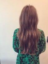 ヘアサロン ロータス(Hair Salon Lotus)Hair salon Lotus 波巻きスタイル