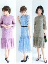 ヘアセット&メイク専門店 カスミ(Kasumi)レンタル ドレス