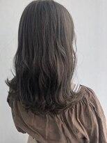 ネオヘアー 東向島店(NEO Hair)大人可愛いゆるふわ外ハネセミディ