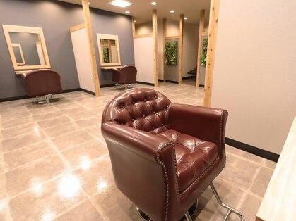 ヘアーサロンロージー 水沢寺小路店(Hair Salon Rosy)の写真