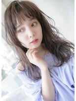 《GINZA ALICE☆人気セミウェットロングヘア》【GINZA ALICE】
