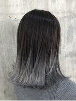 シャチュー 渋谷本店(SHACHU)〈ホワイトグレーグラデーション〉おしゃれの極み