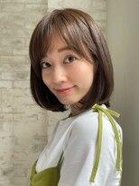 ジョエミバイアンアミ(joemi by Un ami)【joemi】大人かわいいボブスタイル(小倉太郎)