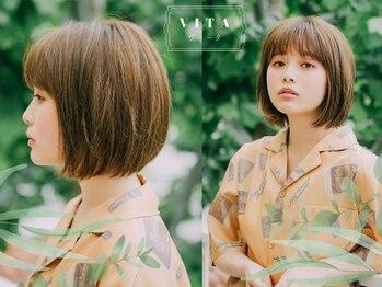 押上美容院 ヴィータ (vita)の写真/高い技術で万人に似合せが可能なショートヘアが得意な美容室!NEWヘアーで新しい自分が見つかります☆