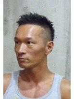 熊本 COCO LOCO メンズカット ファイター ワイルド  N98