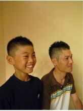 60 ロクマル(barber60y)垂水/60y Men's Cut !! 2