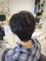 クール ヘアー ギャラリー 神明町店(COOL Hair gallery)エアウェーブショート◎