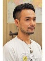 ネオヘアー 京成曳舟店(NEO Hair)【Men's Hair】好感度◎ワイルドショート