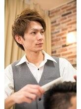 ヘアーサロン ふらっと(Hair Salon)牧野 泰洋