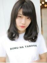 アグ ヘアー ジャパン 札幌9号店(Agu hair japan)重軽まとまるミディ